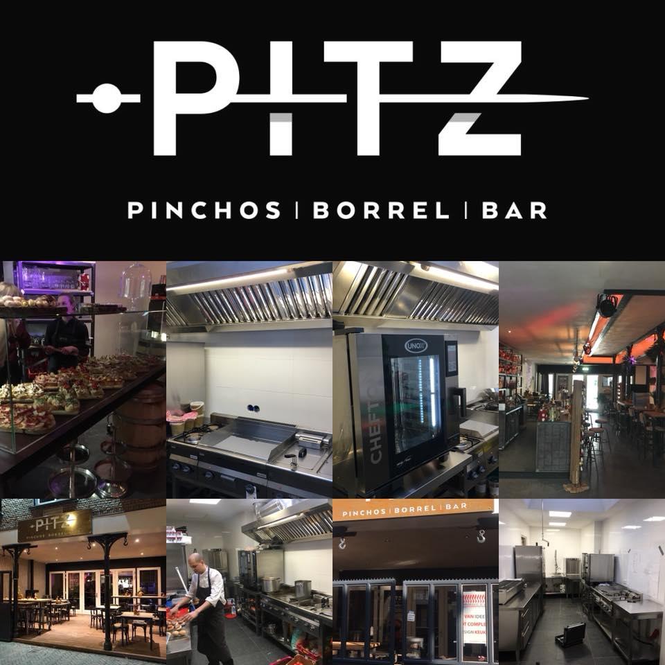 Horeca keuken Pitz Oosterhout