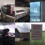 Voetbalkantine keuken TSC Oosterhout